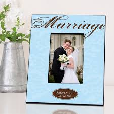 personalized wedding photo frame marriage wedding frames personalized wedding picture frames by