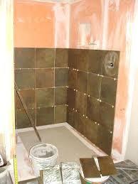 schluter kerdi shower bathroom shower tile renovation