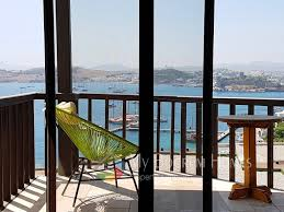 perfect sea view apartment house for sale in bodrum center my