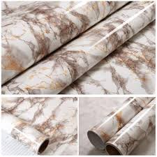 contact paper 0 6x50 marble waterproof vinyl self adhesive wallpaper sticker