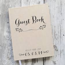wedding guest book wedding guest book wedding guestbook custom guest book