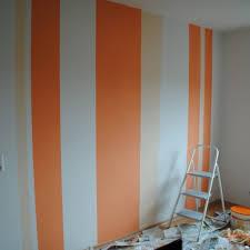 Wohnzimmer Streichen Muster Gemütliche Innenarchitektur Gemütliches Zuhause Küche Orange