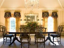 curtains for dining room ideas fabulous casual dining room window treatments ideas amazing dining