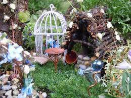 charming outdoor home garden decor expressing gorgeous fairy