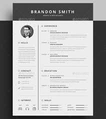 modern resume layout 2014 20 professional modern resume template 2017