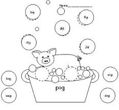 ide word family worksheets garydaughtry u0027s blog