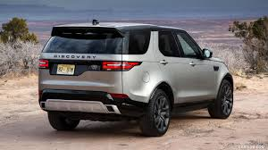 land rover rear 2018 land rover discovery hse si6 color silicon silver us spec