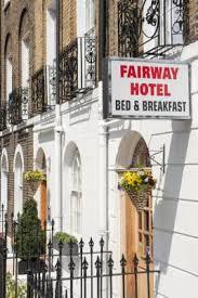 chambre d hote londres centre ville fairway hotel chambres d hôtes londres