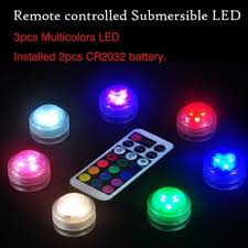 small lights for crafts wireless remote controller cake party decoration small battery