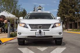 lexus rx 450h software update google self driving cars first ride