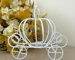 Cinderella Carriage Centerpieces by Pumpkin Carriage Etsy