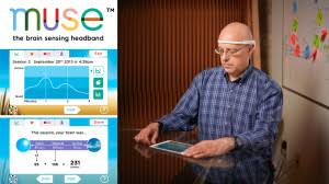 muse headband muse the brain sensing headband ux awards