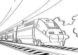 printable train coloring pages for kids coloringstar