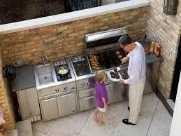 prefabricated outdoor kitchen islands prefab outdoor kitchen crafts home
