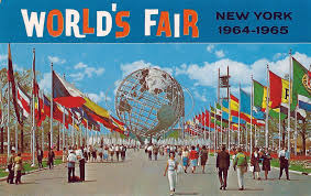 1964 World S Fair Map by The Rise Fall And Redemption Of Belgian Waffles