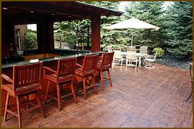 concrete cement contractors driveways stamped concrete patios
