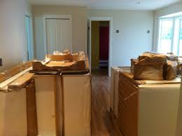 Do You Install Flooring Before Kitchen Cabinets My Kitchen Cabinets Are In Next The Countertops Maria Killam