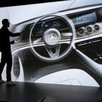 Mercedes Benz Interior Colors New 2017 Mercedes Benz E Class Interior Raises The Bar Slashgear