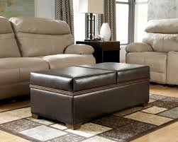 Long Ottoman Furniture Coffee Table Storage Ottoman Ideas Ottoman With Tray
