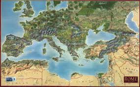 Rome World Map by Does Anyone Have 1920x1080 Images Of Just The Campaign Maps
