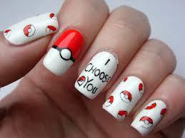 nail ideas that will awaken your inner pokémon master