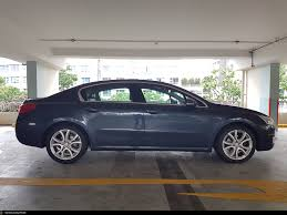 peugeot singapore buy used peugeot 508 1 6a turbo allure plus car in singapore