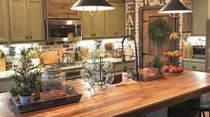 rustic kitchen decor ideas sophisticated endearing country kitchen ideas on a budget of