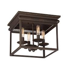 flush mount lantern light shop flush mount lights at lowes com