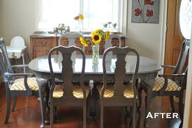 Dining Room Table Refinishing Queen Anne Dining Room Table And Chairs Alliancemv Com