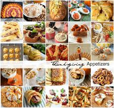 thanksgiving appetizers the idea room