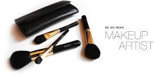 makeup artist iman cosmetics makeup artist