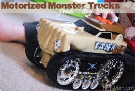 tankzilla motorized monster truck toy