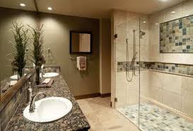 Cottage Bathroom Ideas Colors Cottage Bathroom Tile Design Ideas With Glass Shower Room And