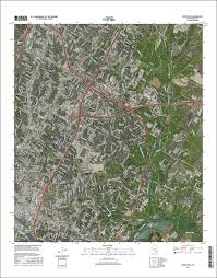 Map Of Franklin Tennessee by The National Map Historical Topographic Map Collection