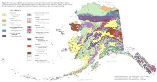 Maps Of Alaska by Alaska Geology 101 U2022 Alaska Shore Tours