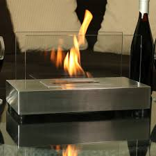 amazon com sunnydaze stainless steel el fuego ventless tabletop