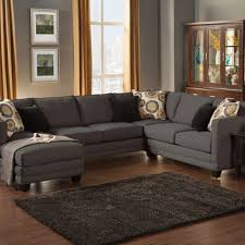 radley 5 piece fabric chaise sectional sofa best square arm sofa products on wanelo