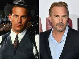 actors of the u002780s then and now kevin costner then and now
