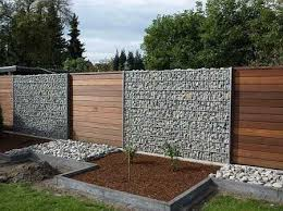 Modern Backyard Fence by 15 Fascinating Modern Fence Ideas To Style Your Backyard