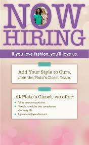 closet organizer jobs chic platos closet logan utah hours roselawnlutheran