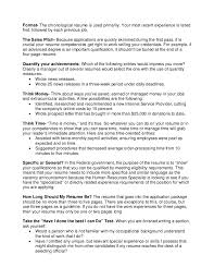 How Long Should My Resume Be Resume Tips
