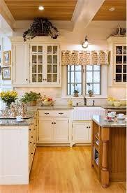 Best  Country Kitchen Designs Ideas On Pinterest Country - Country white kitchen cabinets