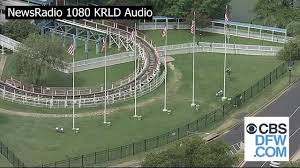 American Flag 1845 Six Flags Over Texas Pulls All Non American Flags Including