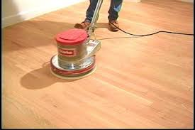 refinishing your hardwood floor