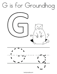 Groundhog Coloring Pages 9 Groundhog Day Pictures To Print And Groundhog Color Page