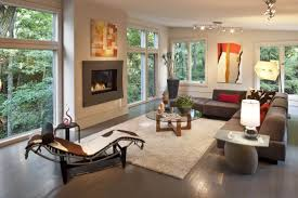 contemporary interior designs for homes 45 contemporary living rooms with sectional sofas pictures