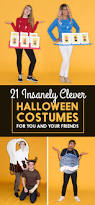 clothing 36 extraordinary clever costume ideas clever halloween