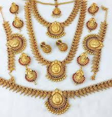 bridal set for rent bridal jewellery for rent chennai chennai