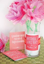 mothers day gifts ideas s day gift idea and printables onecreativemommy