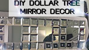How To Decorate With Mirrors by Part 1 Dollar Tree Mirror Diy Z Gallerie Inspired 8 Youtube